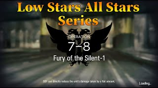 Arknights 7-8 Guide Low Stars All Stars Guide