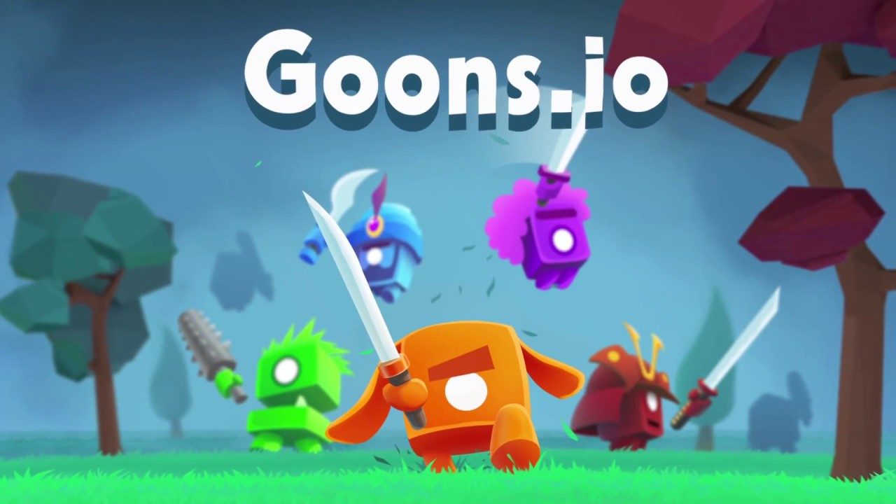 Goons.io Knight Warriors - YouTube