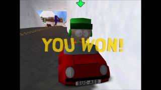 South Park Rally Every Game Mode