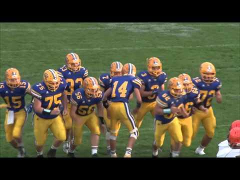 2015-09-25 | HS Football Broadcast | Elida at St. Marys