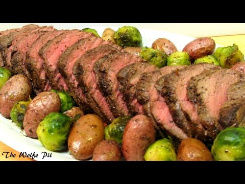 Filet Mignon - Chateaubriand - Beef Tenderloin
