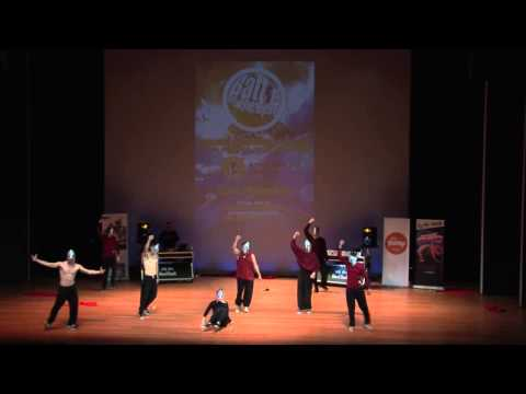 ABSOLUTE MAGNITUDE SHOW - BOUNCE 2014