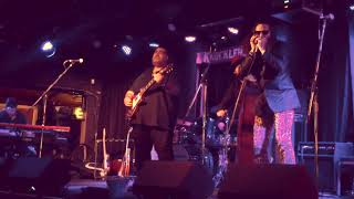 Nick Moss Band wDennis Gruenling, Lucky Guy, blues harmonica, chicago blues, blues harp shuffle