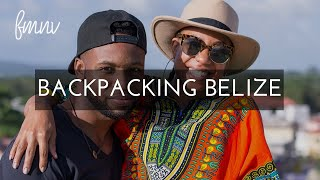 Backpacking in Belize Tourist Guide | FMNV Travel Vlog