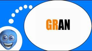 Французского видео урок = Слоги с # GR