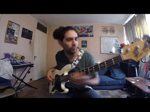 Space Dandy - Welcome To The Dimension X BASS COVER