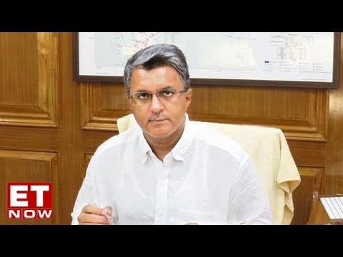 Pravir Pandey Chairman of Inland Waterways Authority of India speaks on new  projects