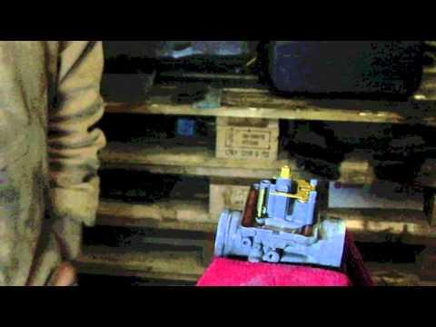How To Clean Mikuni Snowmobile Carbs