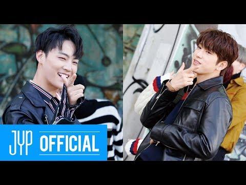 "GOT7 ""Teenager"" Performance Video 비하인드"