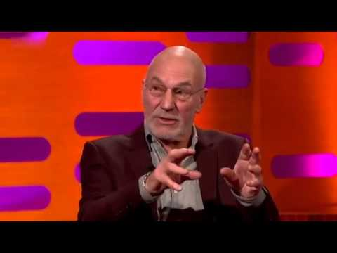 The Graham Norton Show S10x14 Liam Neeson, Patrick Stewart, Alan Davies, Ed Sheeran Part 2
