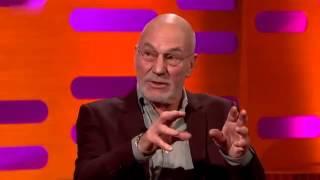The Graham Norton Show S10x14 Liam Neeson, Patrick Stewart, Alan Davies, Ed Sheeran Part 2