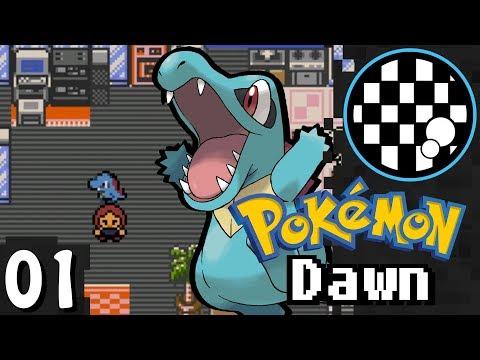 Pokemon Dawn | PART 1 | RPG Maker Horror
