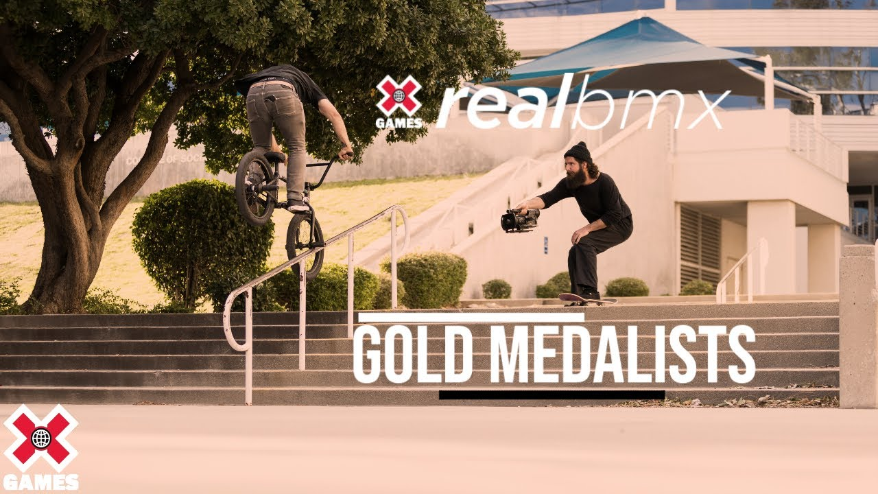 REAL BMX 2020: Gold Medal Video | World of X Games