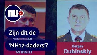 MH17 is vermoedelijk neergehaald door deze vier verdachten | NU.nl