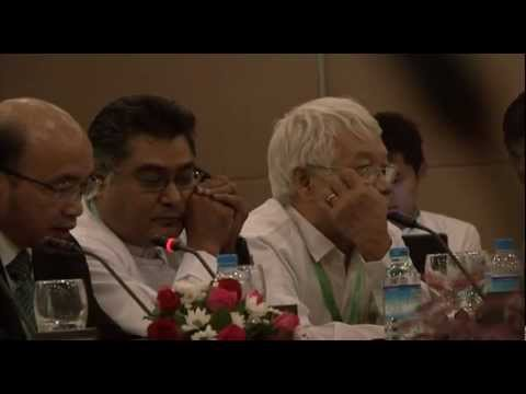 Conference on Media Development in Myanmar