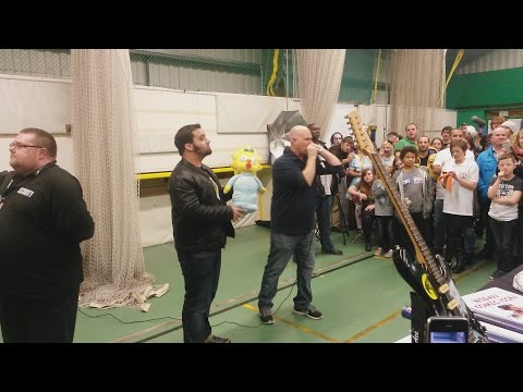 Storage Hunters auction at Wigan Comic Con