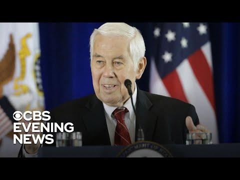 Former Sen. Richard Lugar dies at age 87