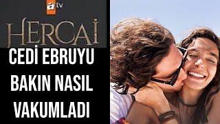 Cedi Osman Ebru Şahin'i bakın nasıl vakumladı . Hercai 39 bölüm fragmanı