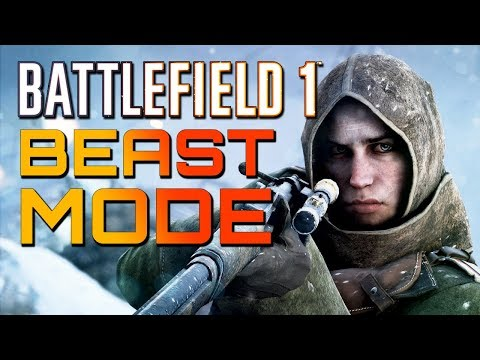 Battlefield 1: Beastly Moments! #2?? (PS4 PRO Multiplayer Gameplay)
