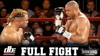 SHANNON BRIGGS vs. JAMEEL MCCLINE I Full Fight I BOXING WORLD WEEKLY