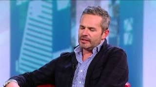 Tyler Brûlé On George Stroumboulopoulos Tonight: INTERVIEW