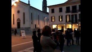 Oderzo 21 marzo 2016 - Giornata della memoria delle vittime innocenti di mafia
