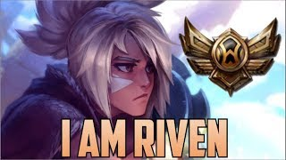 They say BRONZE shouldn't play RIVEN- Bronze Spectates 25