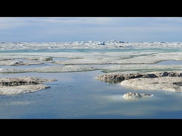 Livestream from BARROW ALASKA on the Arcric Ocean!