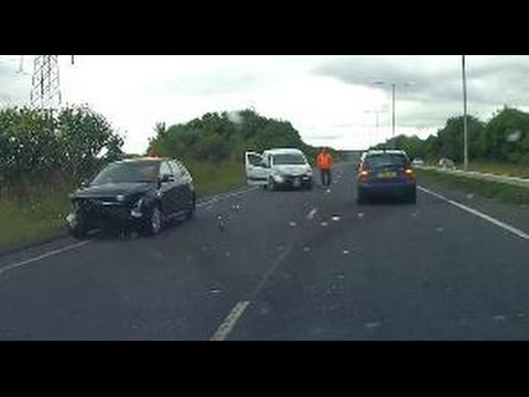 A189 road traffic accident