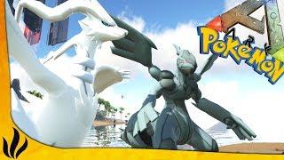 Reshiram & Zekrom: LES DEUX LÉGENDAIRES ! (ARK: Pokémon Allstars #10)