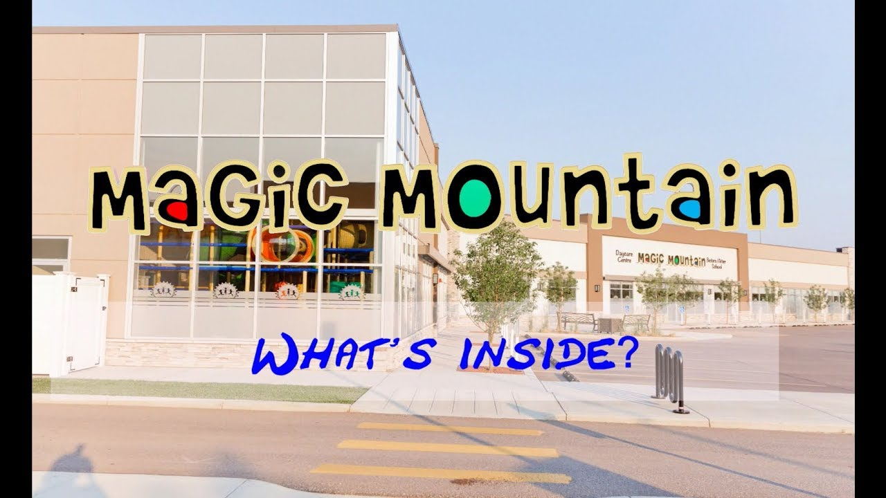 Magic Mountain- Airdrie Daycare