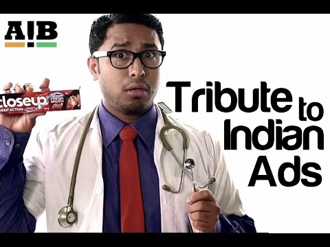 AIB : A Tribute To Classic Indian Ads Feat. Voctronica