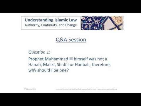 Historical, Intellectual, and Spiritual Study of Islam — Islamic