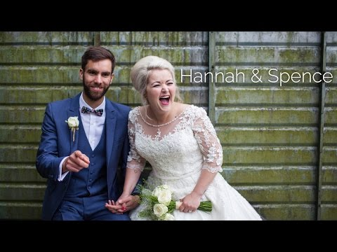 Wedding Highlights at Letchworth in Hertfordshire | Hannah & Spence
