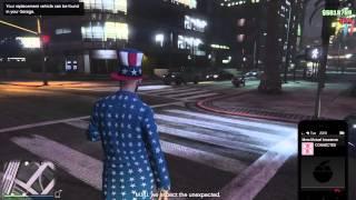 Grand Theft Auto V Birth of America