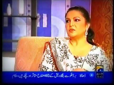 Brunch With Bushra Ansari - Tahira Syed Ke Saath Ek Mulaqat