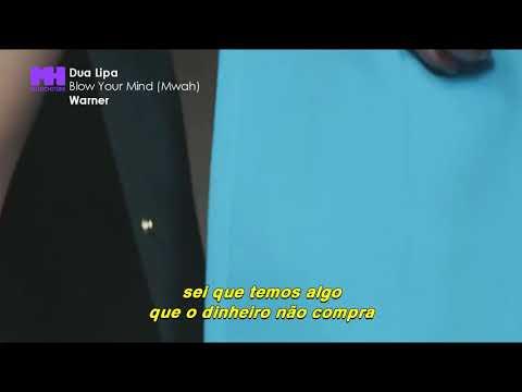 Dua Lipa -  Blow Your Mind (Mwah) [Clipe Oficial] (Legendado/Tradução)
