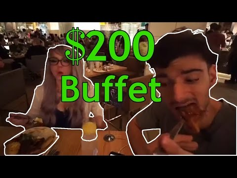 Getting Banned From Every Casino and a $200 Buffet