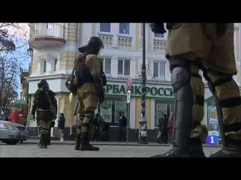 Anexión a Crimea
