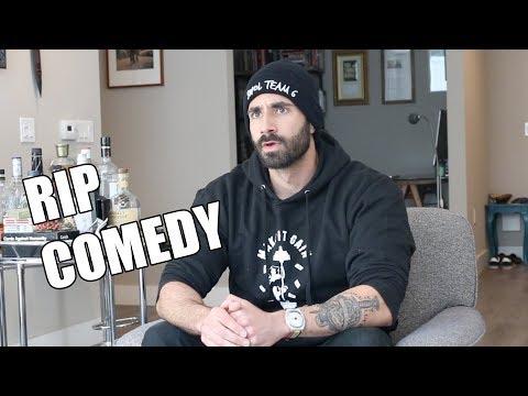 Dom Mazzetti vs Why Comedy is Dead