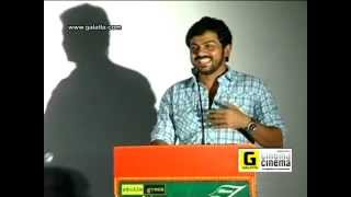 Celebrities at Attakathi Press Meet Part 2