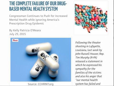 The Fraud of Mental Illness Diagnosing & Prescription Drug Epidemic | FLOW OF WISDOM