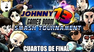 ¡¡AL RICO TORNEO ENTRE COLEGAS!! - Johnny13 Games Room Smash Tournament - Cuartos de Final