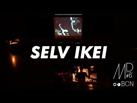 Selv Ikei - live Ambient Modular & Octatrack // Modular Day Barcelona #6