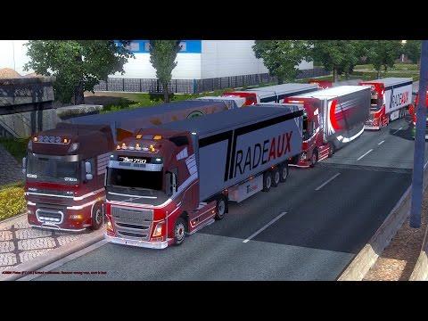 Euro Truck Simulator 2 Россия скачать торрент бесплатно на ПК