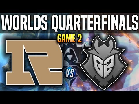 Royal Never Give Up vs G2 eSports vod
