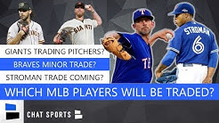 MLB Trade Rumors: Chances Madison Bumgarner, Marcus Stroman, Mike Minor Dealt Before 2019 Deadline