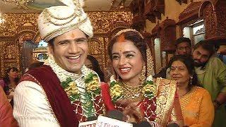 Parul Chauhan FIRST Interview After Wedding With Husband Chirag Thakkar