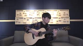 (Your Name) Sparkle - Sungha Jung