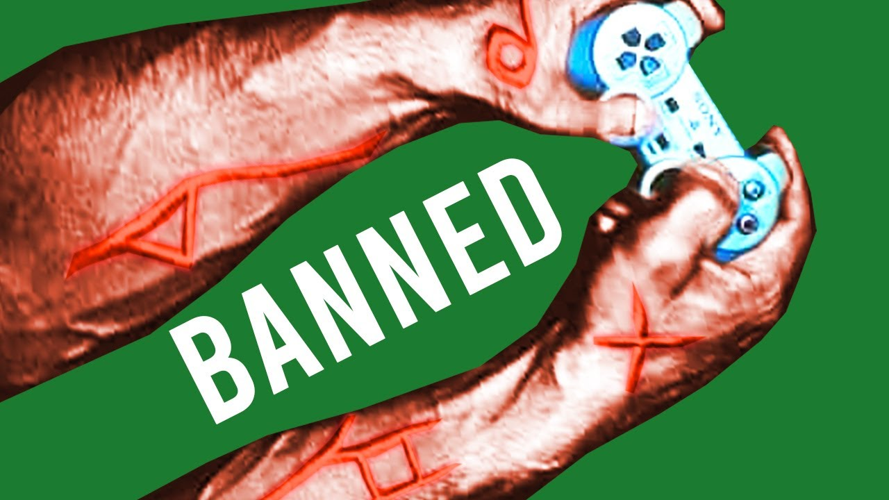 10 Video Games BANNED in ENTIRE Countries